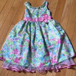 Jona Michelle Girls Dress